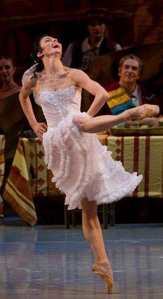 Natalia Osipova - Ballet, балет, Ballett, Bailarina, Ballerina, Балерина, Ballarina, Dancer, Dance, Danse, Danza, Танцуйте, Dancing, Classical Ballet, Russian Ballet