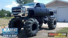 I'll take it !!! Redneck Trucks, Dodge Trucks, 4x4 Trucks, Lifted Trucks, Mudding Trucks, Chevy 4x4, Jeep 4x4, Chevy Silverado, Hot Rod Trucks