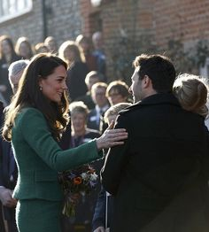 Royal Family Around the World: The Duchess of Cambridge Visits East Anglia's Children's Hospice At Quidenham on January 24, 2017