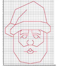 santa hat hats and worksheets on pinterest. Black Bedroom Furniture Sets. Home Design Ideas