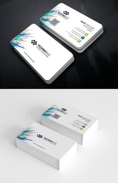 File Information: - Easy Customizable and Editable - Business card in with bleed - CMYK Color - Design in 300 DPI Resolution - Print Ready Format - Print Design, Web Design, Logo Design, Business Cards Layout, Schedule Design, Automotive Logo, Code Free, Logo Background, Name Cards