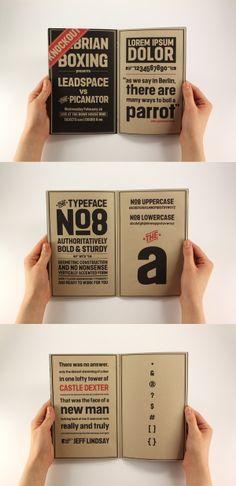 GABRIAN SANS Brian Gartside | Graphic Design Portfolio