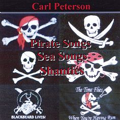 Carl Peterson - Pirate Songs