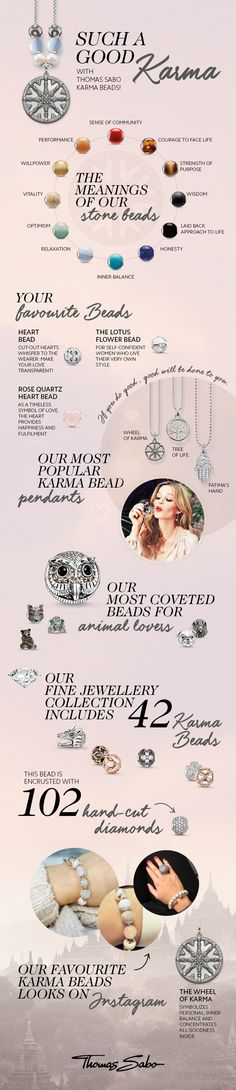 Discover lots of colourful jewelry pearls and beads for bracelets and necklaces. Order Karma Beads for women and men from Thomas Sabo online now! Thomas Sabo, Karma, Color Meanings, Family Jewels, Curvy Girl Fashion, Girls Best Friend, Fashion Jewelry, Women's Fashion, Pearl Jewelry