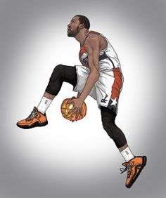 An Illustrated Guide to NBA Sneaker Holidays