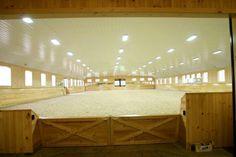 Indoor Arena Beautiful!