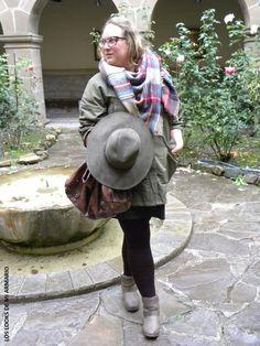 Look MILITAR. LOS LOOKS DE MI ARMARIO. #loslooksdemiarmario #winter #primark @festa #outfitcurvy #invierno #look #lookcasual #lookschic #tallagrande #curvy #plussize #curve #fashion #blogger #madrid #bloggercurvy #personalshopper #curvygirl #lookinvierno #lady #chic #looklady  #vestidomilitar #vestidoante #zara #lookconvestido #look #outfit #lookmilitar #khaki #cypres #militar #parkamilitar
