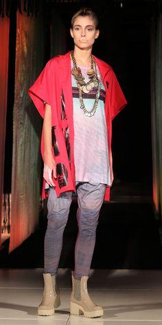 Petra Blouse Moholi Remeron Ping Pant Monedas Necklace Boots #Tramando #SS16