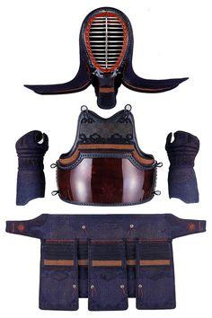 Traje de kendo ( 剣道 )