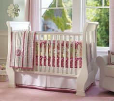 Itu0027s Not Too Girly, But So Beautiful!!! Love This! Potterbarnkids.com |  Sandiu0027s Nursery | Pinterest | Nursery, Babies And Pottery U2026