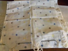 Your place to buy and sell all things handmade Bungalow Kitchen, Vintage Curtains, White Curtains, Curtain Sets, 1950s, Polka Dots, House, White Sheer Curtains, White Home Curtains