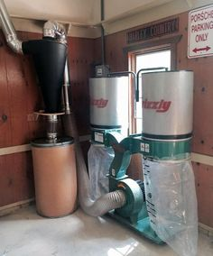 WoodNet Forums: Super Dust Deputy: Easy and quick way to add 2 stage dust collection