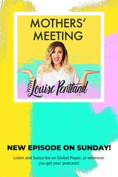 Mothers' Meeting with Louise Pentland on Apple Podcasts Parenting Styles, Mothers, Insight, Types Of Parenting, Mom