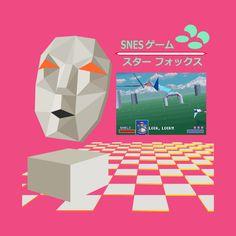 Vaporwave, Star Fox, Nintendo
