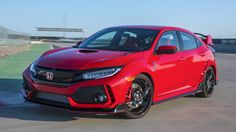 This is R Type of Civic | 2017 Honda Civic Type R First Drive - Autoblog
