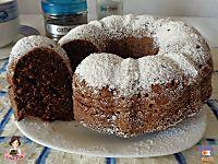 Questa torta 7 vasetti al cioccolato fondente e' davvero soffice e golosa , facile e veloce da preparare , ed il risultato e' davvero ottimo
