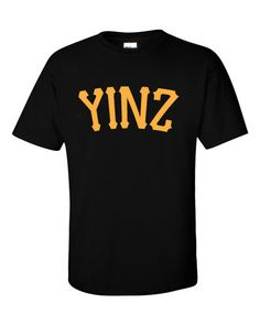 Yinz Shirt  Pittsburgh by Specktatertees on Etsy, $19.99