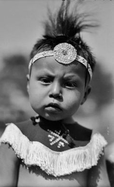Larry Good Fox in dance clothes at the American Indian Exposition in Anadarko, Oklahoma - Pawnee - 1949