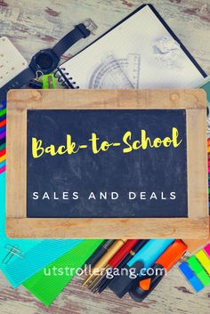 It's that time of year again…back to school! Now, I know you teachers are not exactly excited for school to begin again (I never am), but I think some of you parents cannot wait for that bell to ring. With going back to school comes the inevitable school shopping: clothes, shoes, backpacks, supplies, books, etc. To …