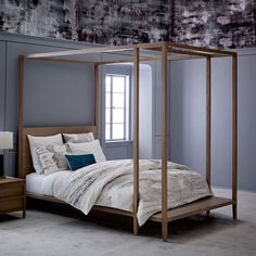 Mesa Bed | west elm