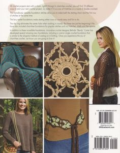 Chain-Free-Crochet-Annie-039-s-Crochet-Pattern-Book-877539-Accessories-Decor-amp-More
