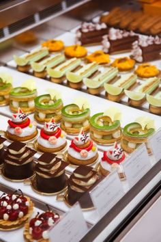 puff pastry maneki neko!!! (Dominique Ansel Japan)