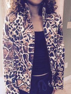 A personal favorite from my Etsy shop https://www.etsy.com/listing/235663169/vintage-animal-print-jacket-womens