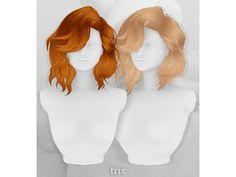TRIX - NASA Hair - The Sims 4 Download - SimsDomination ...