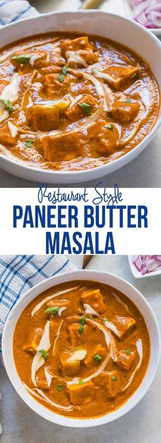 Learn how to make easy restaurant style paneer butter masala. Perfect with naan tandoori rotis or just jeera rice. Learn how to make easy restaurant style paneer butter masala. Perfect with naan tandoori rotis or just jeera rice. Veg Recipes, Curry Recipes, Indian Food Recipes, Asian Recipes, Vegetarian Recipes, Cooking Recipes, Healthy Recipes, Ethnic Recipes, Easy Paneer Recipes