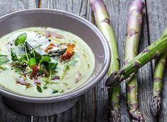 Mandelpotetsuppe Fresh Rolls, Ethnic Recipes, Food, Essen, Meals, Yemek, Eten