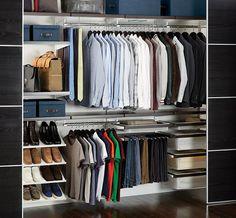 New walk - in closet ideas - diy