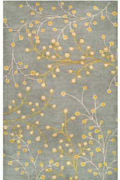 Springtime Rug I - Transitional Rugs - Hand-tufted Rugs - Rugs | HomeDecorators.com 9x13 $1199