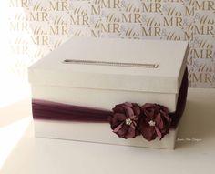 Lovely Wedding Card Box Gift Card Holder