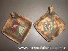 Cerámica artesanal Pot Holders, Porta Velas, Home, Houses, Manualidades, Hot Pads, Potholders