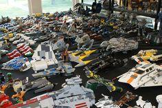 Hmmm. Not enough Star Wars LEGO.
