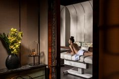 A Lady in FLARE SPA Suite | Flickr - Photo Sharing!