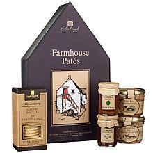 Buy Edinburgh Preserves Farmhouse Patés Box, 710g Online at johnlewis.com