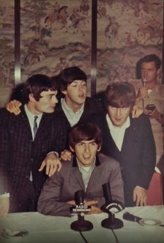 Beatles with Jimmy Nicol