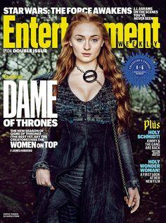 Game Of Thrones Season 6 EW Covers Revealed - Cosmic Book News