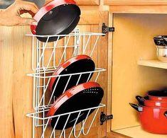 super ideas for kitchen cabinets organization tupperware pot lids Pot Lid Organization, Lid Organizer, Lid Storage, Household Organization, Kitchen Cabinet Organization, Kitchen Storage, Organizing Ideas, Cabinet Organizers, Storage Ideas