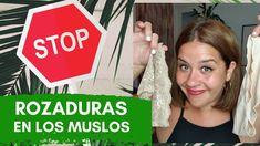 ROZADURAS EN LA ENTREPIERNA - Cómo PREVENIR EL ROCE DE LOS MUSLOS ¡Truco... La Roza, Youtube, Women, Drop Crotch, Thighs, Hacks, Youtubers, Youtube Movies, Woman