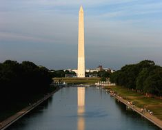 Famous Historical Sites in America | Built over the course of 36 years, the Washington Monument sits on ...