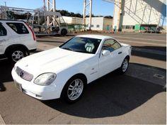 MERCEDES SLK 230 KOMPRESSOR AUTO WHITE CONVERTIBLE * LOW MILES FRESH DRY IMPORT