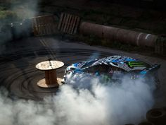 For the first time ever, a virtual reality experience will be tied to Ken Block's viral video series. Coming soon, fans will be able to experience a Ford News, Auto News, Coming Soon, Virtual Reality, Playground, Ken Block, Cars, Box, Children Playground