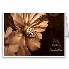 Cosmo Honey Bee - HB Grandmother Card