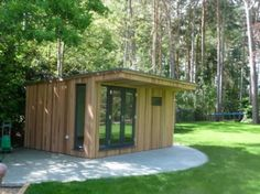 Want To See More Oeco Installs Then Browse Our Gallery Backyard Studio, Garden Studio, Garden Buildings, Garden Structures, Garden Home Office, Home And Garden, Garden Pods, Eco Cabin, Garden Cabins