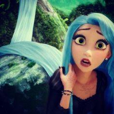 Disney goes punk:)