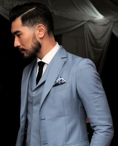 Tucking Godfrey Gao in here because he may potentially be the most handsome (and also is IMPECCABLY styled)
