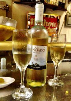 De vinos...