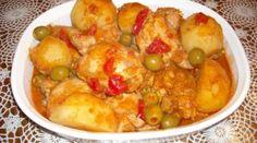 Fricase de pollo | Cubapolitan